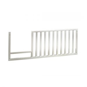 alexa white toddler gate