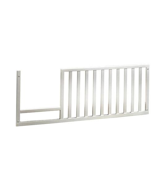 alexa white toddler gate