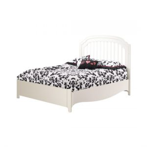 "Allegra Double Bed 54"" (low profile footboard)"
