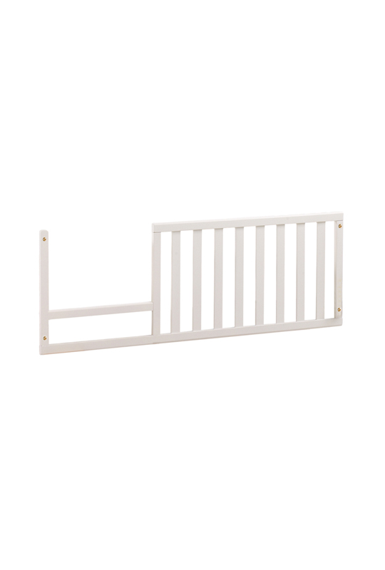 Allegra White Toddler Gate