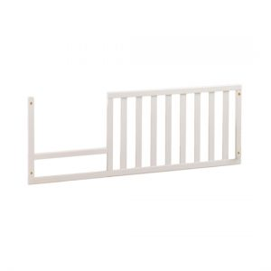 allegra white toddler gate