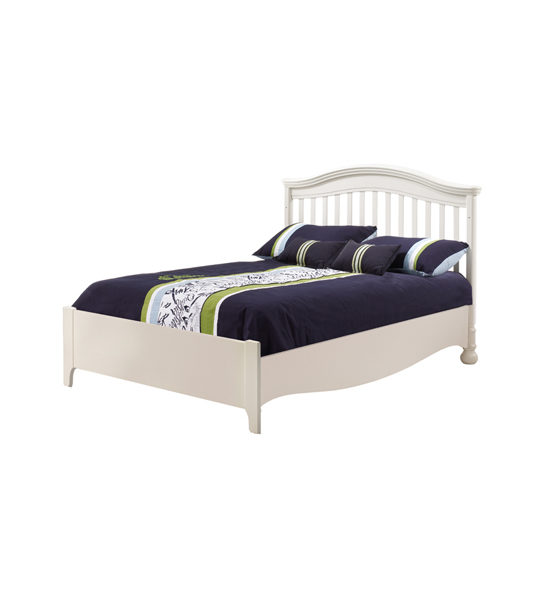 "Avalon Double Bed 54"" (low profile footboard)"