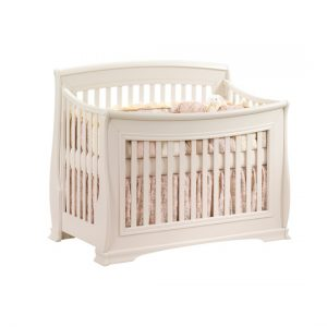 "Bella ""5-in-1"" Convertible Crib"