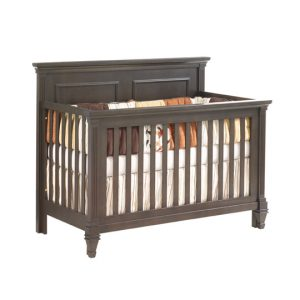 "Belmont ""5-in-1"" dusk colored Convertible Crib"