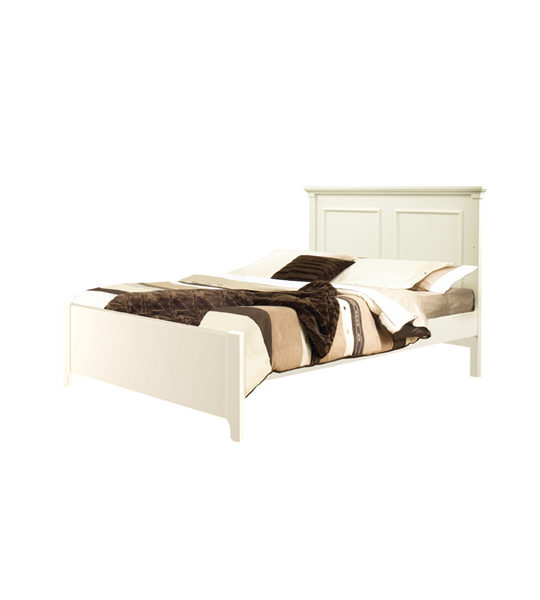 "Belmont Double Bed 54"" (low profile footboard)"