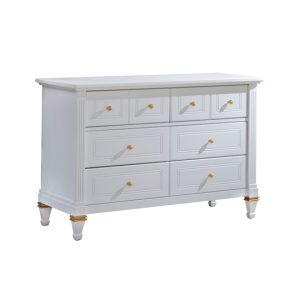 Belmont Gold Double Dresser