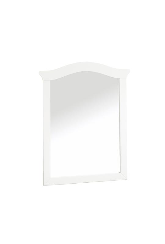 Belmont White Wall Mirror
