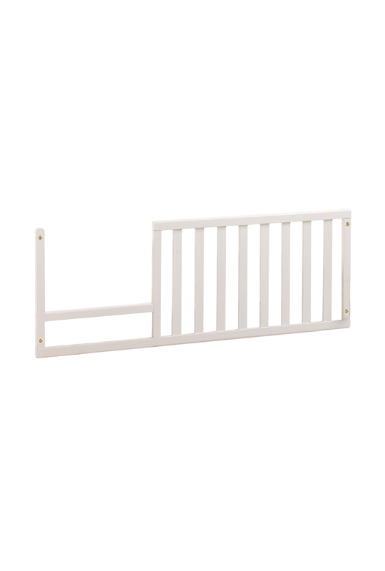 Belmont Toddler Gate in white