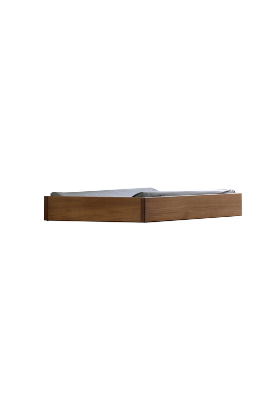 Sevilla cognac wood Changing Tray