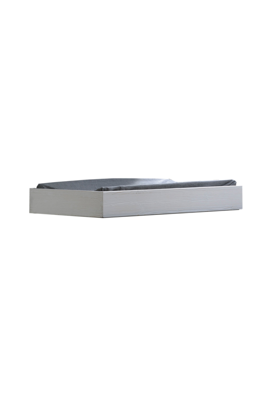 Ithaca Grey Changing Tray