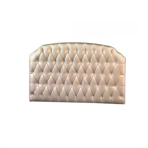 Upholstered Headboard Panel (Diamond Tufted)