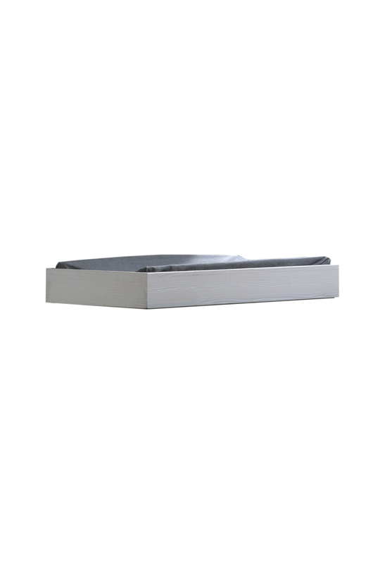 Rustico Grey wooden Changing Tray