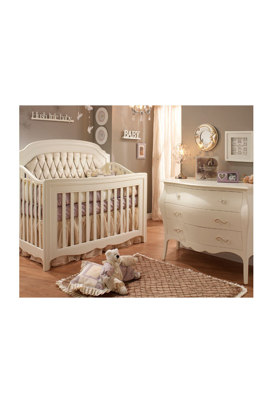 Allegra 3 Drawer Dresser Allegra Collection Safe Kids