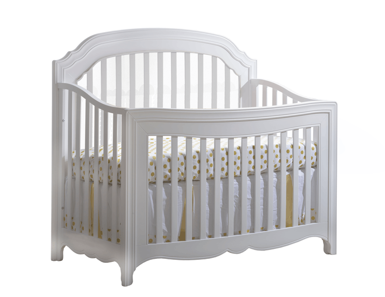 Allegra Gold Quot 5 In 1 Quot Convertible Crib With Gold Diamond