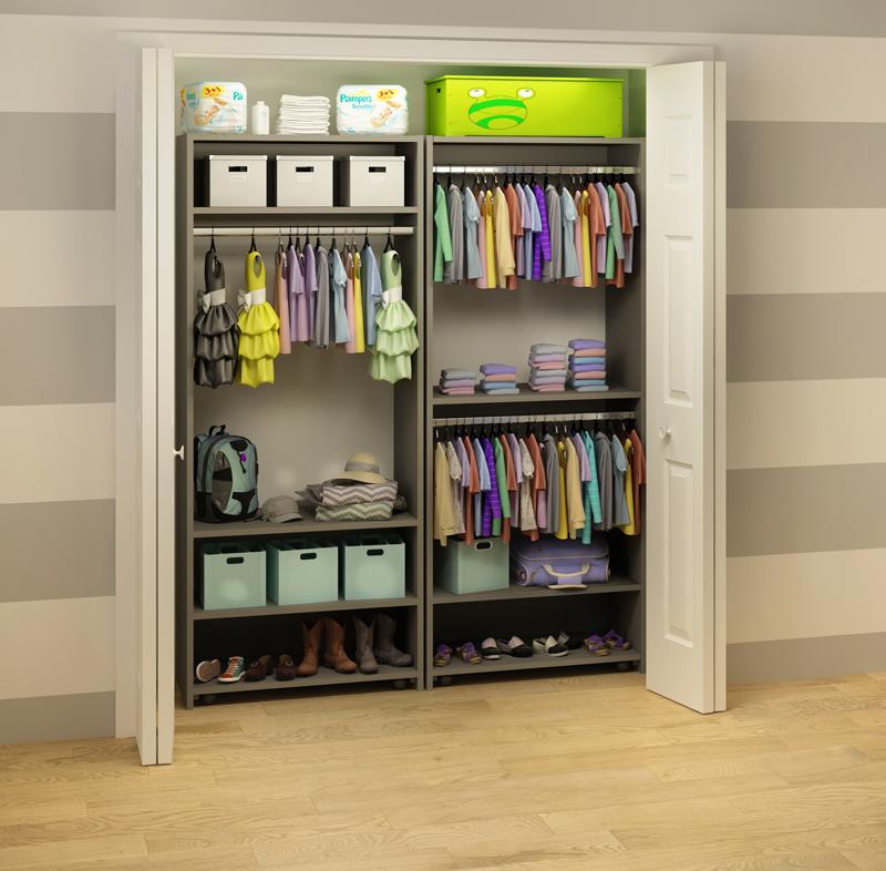 Wardrobe/Closet System