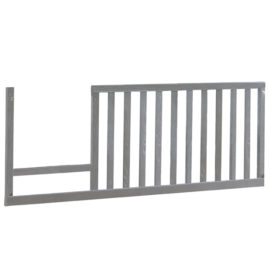 Wooden grey Toddler Gate