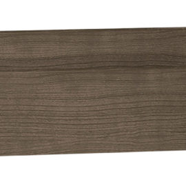Dark brown wooden Double Bed Conversion Rails