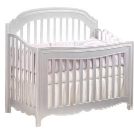 "Alexa ""5-in-1"" Convertible Crib"