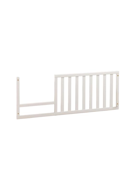 Allegra Gold white Toddler Gate