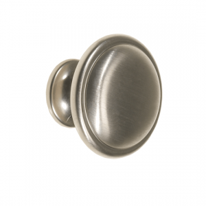 Brushed Stainless Knob