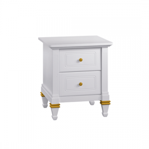 Belmont Gold Nightstand