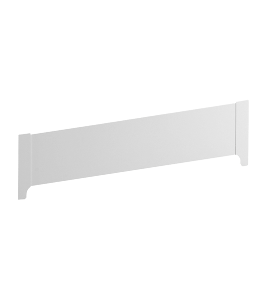 Allegra Gold white Low Profile Footboard 54""