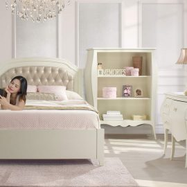 V2Allegra-Collection-Teen-Room-bed-with-low-profile-footboard-platinum-tufted-panel-final
