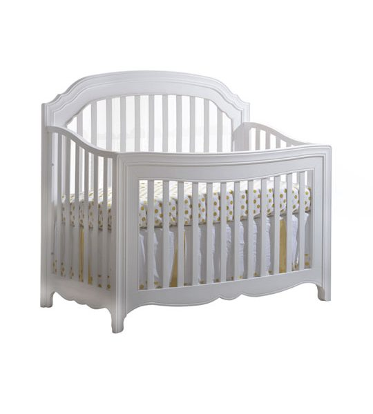Allegra Gold Convertible Crib