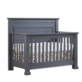 Taylor Convertible Crib in Graphite