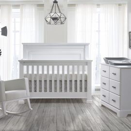Taylor Collection - Baby Room in White