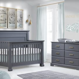 Taylor Collection - Baby Room in Charcoal
