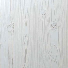 White Chalet wood swatch