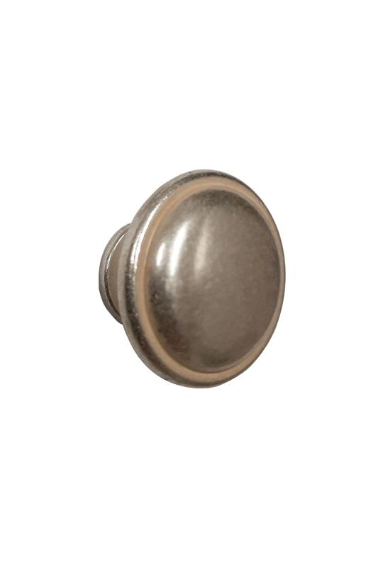 pearlescant circular knob