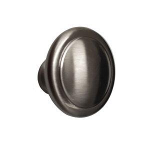 stainless steel circular knob