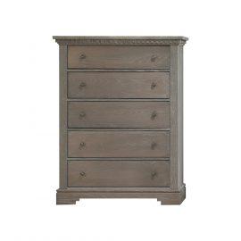 Ithaca 5 Drawer Dresser in Owl
