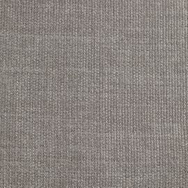 close-up of upholstery in Fog Linen Weave